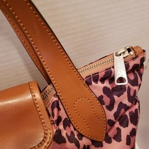 Ralph Lauren Bags - Ralph Lauren animal print nylon & leather tote